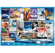Eurographics Eurographics Boeing Advertising Collection Puzzle 1000 pcs