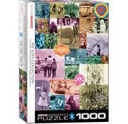 Eurographics Eurographics 60s Love Collection Puzzle 1000pcs