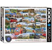 Eurographics Eurographics Globetrotter United Kingdom Puzzle 1000 pcs