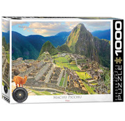 Eurographics Eurographics Machu Picchu, Peru Puzzle 1000 pcs
