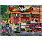 Eurographics Eurographics Rock Shop Puzzle 1000 pcs