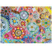 Eurographics Eurographics Thai Mosaics Puzzle 1000 pcs