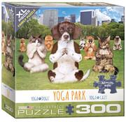 Eurographics Eurographics Yoga Park XL Family Puzzle 300 pcs