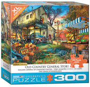 Eurographics Eurographics Old Country General Store XL Family Puzzle 300 pcs