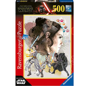 Ravensburger Ravensburger Star Wars Episode 9 The Rise of Skywalker Puzzle 500pcs