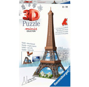 Ravensburger Ravensburger 3D Mini Eiffel Tower Puzzle 54pcs