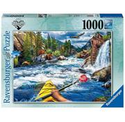 Ravensburger Ravensburger White Water Kayaking Puzzle 1000 pcs