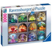 Ravensburger Ravensburger Magical Potions Puzzle 1000 pcs