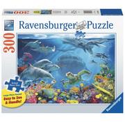 Ravensburger Ravensburger Life Underwater Large Format Puzzle 300pcs