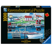 Ravensburger Ravensburger Greenspond Harbor Puzzle 1000 pcs