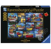 Ravensburger Ravensburger On the Water Puzzle 1000 pcs