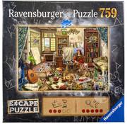 Ravensburger Ravensburger The Artist's Studio Escape Puzzle 759pcs
