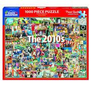 White Mountain White Mountain the 2010s Puzzle 1000pcs