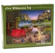Vermont Christmas Company Vermont Christmas Co. Wilderness Trip Puzzle 1000pcs