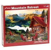 Vermont Christmas Company Vermont Christmas Co. Mountain Retreat Puzzle 1000pcs