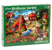 Vermont Christmas Company Vermont Christmas Co. Birdhouse Garden Puzzle 1000pcs