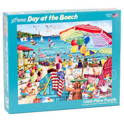 Vermont Christmas Company Vermont Christmas Co. Day at the Beach Puzzle 1000pcs