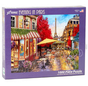 Vermont Christmas Company Vermont Christmas Co. Evening in Paris Puzzle 1000pcs