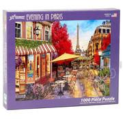 Vermont Christmas Company Vermont Christmas Co. Evening in Paris Puzzle 1000pcs