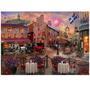 Vermont Christmas Company Vermont Christmas Co. Old Montreal Puzzle 1000pcs