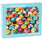 Vermont Christmas Company Vermont Christmas Co. Summer Cupcakes Puzzle 1000pcs