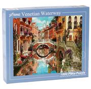 Vermont Christmas Company Vermont Christmas Co. Venetian Waterway Puzzle 1000pcs