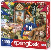 Springbok Springbok Vintage Baseball Puzzle 1000pcs