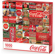 Springbok Springbok Coca-Cola Its the Real Thing Puzzle 1000pcs