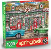 Springbok Springbok Fred's Service Station Puzzle 1000pcs