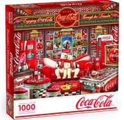 Springbok Springbok Coca-Cola Decades Puzzle 1000pcs
