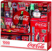 Springbok Springbok Coca-Cola Memories Puzzle 1000pcs