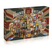 Gibsons Gibsons The Brands That Built Britain Puzzle 1000pcs