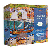 Gibsons Gibsons Endeavour Whitby Puzzle 500pcs