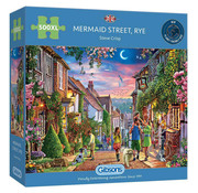 Gibsons Gibsons Mermaid Street, Rye Puzzle 500pcs XL