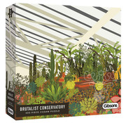 Gibsons Gibsons Brutalist Conservatory Puzzle 500pcs