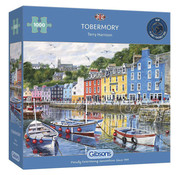 Gibsons Gibsons Tobermory Puzzle 1000pcs