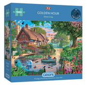 Gibsons Gibsons Golden Hour Puzzle 1000pcs
