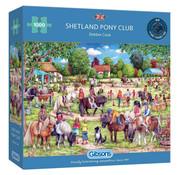 Gibsons Gibsons Shetland Pony Club Puzzle 1000pcs