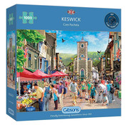 Gibsons Gibsons Keswick Puzzle 1000pcs