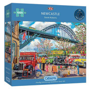 Gibsons Gibsons Newcastle Puzzle 1000pcs