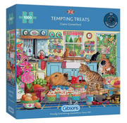Gibsons Gibsons Tempting Treats Puzzle 1000pcs
