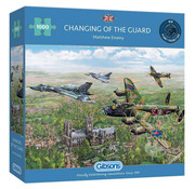 Gibsons Gibsons Changing of the Guard Puzzle 1000pcs