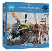 Gibsons Gibsons Spotters at Doncaster Puzzle 1000pcs