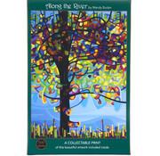 Art & Fable Puzzle Company Art & Fable Along The River Puzzle 500pcs