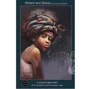 Art & Fable Puzzle Company Art & Fable Ankara & Beauty Puzzle 500pcs