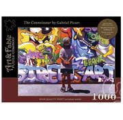 Art & Fable Puzzle Company Art & Fable The Connoisseur Puzzle 1000pcs