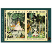 Art & Fable Puzzle Company Art & Fable East of the Sun and West of the Moon Puzzle 500pcs