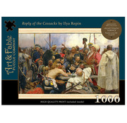 Art & Fable Puzzle Company Art & Fable Reply of The Cossacks Puzzle 1000pcs