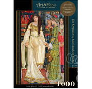 Art & Fable Puzzle Company Art & Fable The Keepsake Puzzle 1000pcs