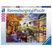 Ravensburger Ravensburger Sunset Over Rialto Puzzle 1000pcs